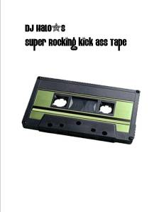 rocking kick ass tape