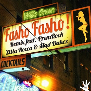 FASHO FASHO (Remix) Artwork