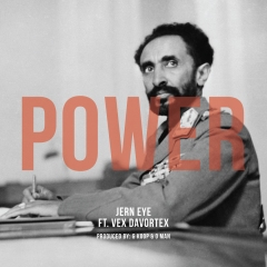 Jern Eye_Power_single cover