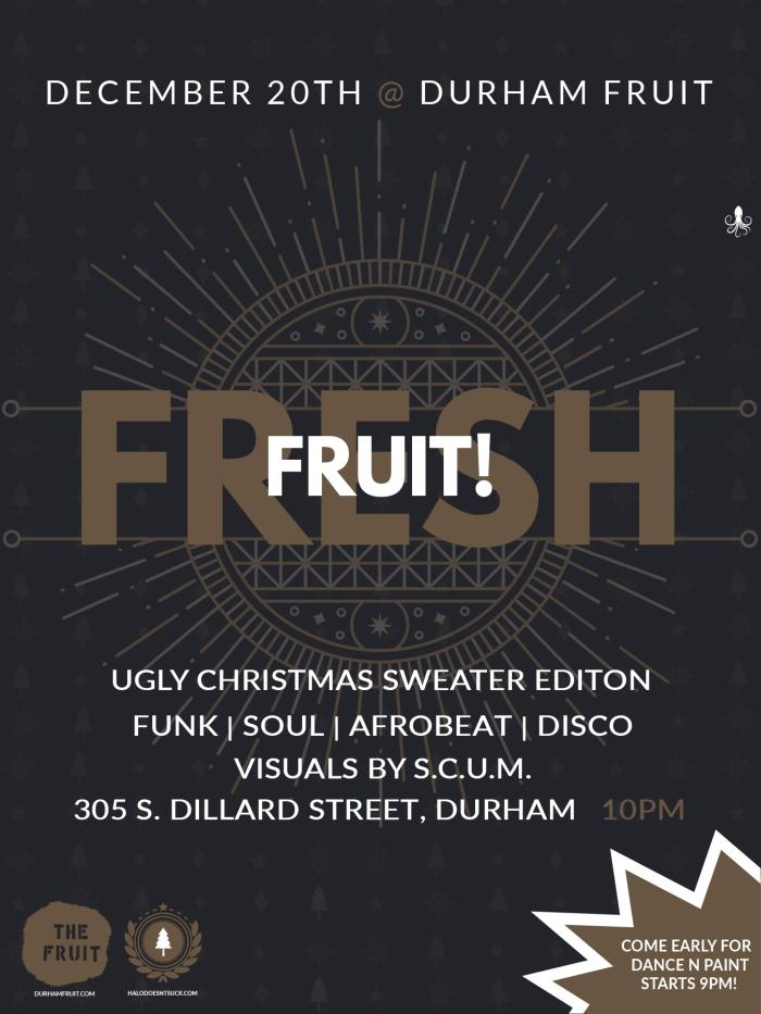 Fresh Fruit Dec 20